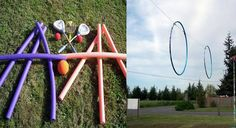 Summer Camp: 20 Ways To Use Pool Noodles - Design Dazzle