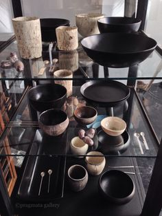 """Christmas wish list II"" Lacquerware, silverware, ceramics.  「クリスマスの欲しい物リスト II 」 漆、銀器、陶器"