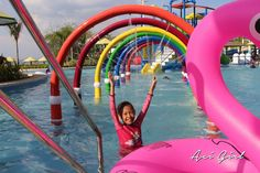 Our family visited the Adventure Beach Waterpark.  It is newly open located in Subic Bay, Zambales Philippines offers attractions to give you tons of fun and thrills for the whole family.