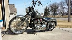03 Harley Fatboy, Motos Harley Davidson, Custom Bikes, Cool Bikes, Pipes, Cars Motorcycles, Iron, American