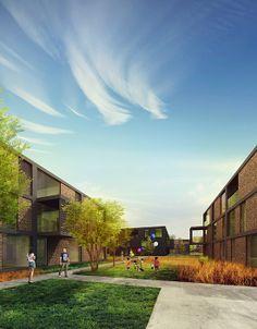 Urbanistyka: Osiedle mieszkaniowe