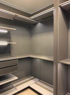 Linea Mixal Luz Led, Indoor, Closet, Design, Home Decor, Lights, Modern, Interior, Homemade Home Decor