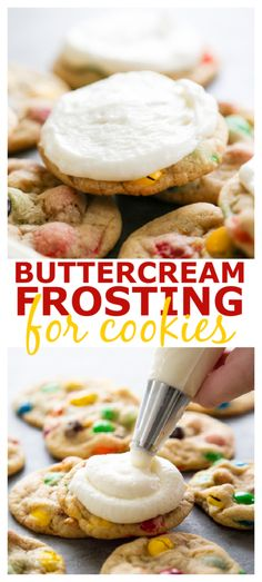 Most Delicious Recipe, Delicious Desserts, Yummy Food, Sweet Desserts, Holiday Cookie Recipes, Best Cookie Recipes, Holiday Candy, Icing Recipe, Sugar Cookies Recipe