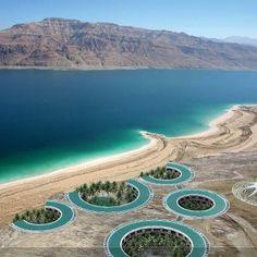 Israel-Dead Sea beaches