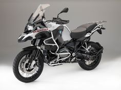 BMW R 1200 GS Adventure, Light white non-metallic