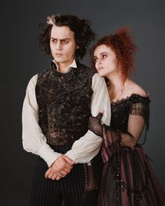 "Helena Bonham Carter ""Sweenie Todd"" promo photo"