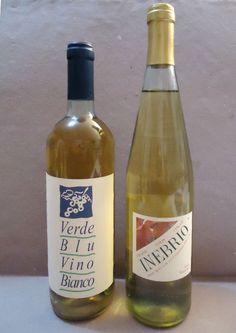 Etichette vino: Verdeblu - Inebrio
