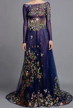 aonorunic:  Hamda Al Fahim spring 2015 couture