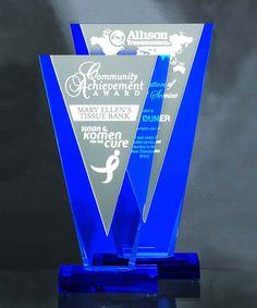 Oxford Acrylic Award
