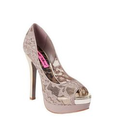 Lacey Betsey Johnson Pumps
