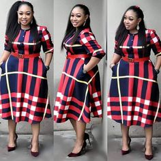Beautiful Turkish wear of the highest standards available in all sizes and colors at an affordable price. For order placement and deliveryDM or WhatsApp 08034361942 Nationwide Delivery African Print Fashion, African Fashion Dresses, Fashion Outfits, Checkered Outfit, African Dresses For Kids, Office Dresses For Women, Professional Outfits, Classy Dress, Plus Size Fashion