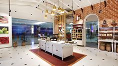 Spices India by Four Dimensions Retail Design, Kochi – India Kochi, Design Blog, Your Design, Store Design, Visual Merchandising, Spice India, Fourth Dimension, City Select, Garden Nursery