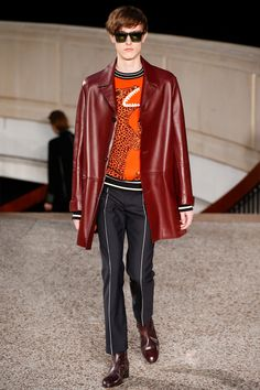 Paul Smith Delivers Vibrant Punch of Style for Fall