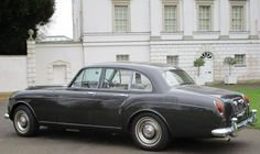 1965 Four-door Sports Saloon by H.J. Mulliner (chassis CSC3C, design 2042), one of the 21 units produced