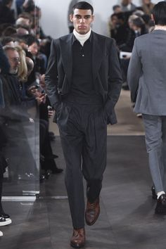 Richard James Fall 2016 Menswear Fashion Show