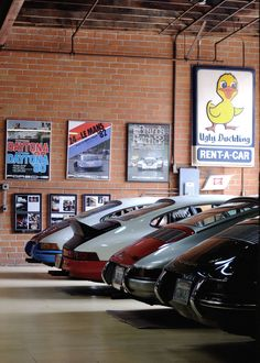 Porsche garage, @magnus Walker