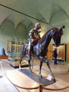 Knight Armor was made for European power in Milan