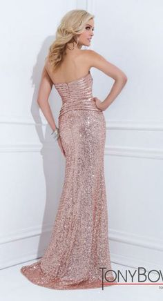 Tony Bowls Le Gala Dress 114509 | Terry Costa Dallas #TonyBowls @Terry Costa