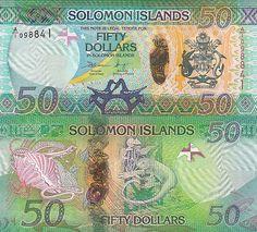 50 Dolárov Šalamúnove ostrovy 2013, hybrid-polymer