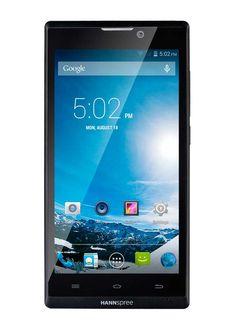 TodoparaelPC os presenta el smartphone Hannspree SN50MC1. Un teléfono móvil con pantalla de 5 pulgadas, procesador Octa Core, 1 GB de memoria Ram, 16 GB de almacenamiento interno y Dual Sim para que le puedas instalar hasta dos tarjetas Sim y atender todas tus llamadas en el mismo terminal.