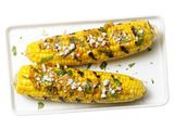 Corn With Chile-Lime Butter Recipe : Aaron Sanchez : Recipes : Food Network