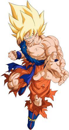 Goku (Vs Majin Vegeta) card [Bucchigiri Match] by on DeviantArt Goku Super, Dragon Ball Image, Dragon Ball Gt, Goku All Forms, Foto Do Goku, Desenho Pop Art, Super Anime, Ball Drawing, Manga Illustration