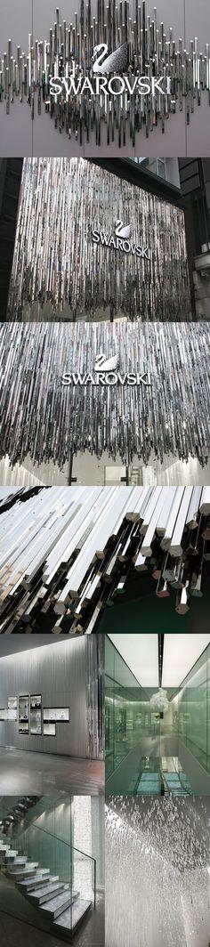 Swarovski Design by Tokujin Yoshioka