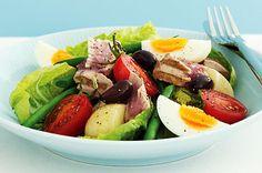 Tuna Salad Momentum Plan Recipe - 3 Point Value - LaaLoosh