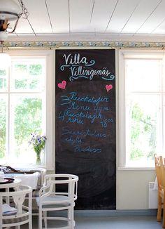 Villa Villingenäs on the island Villinki near Helsinki, Finland | Photo Cosy Home