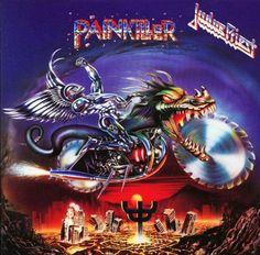 Judas Priest Painkiller -   - my ETSY shop https://www.etsy.com/ie/shop/AncientPastArt?ref=l2-shopheader-name