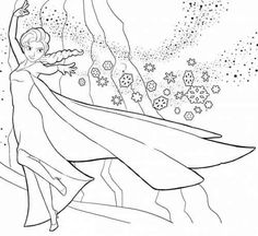 Queen Elsa Coloring Page Free Online Printable Pages Sheets For Kids Get The Latest Images Favorite