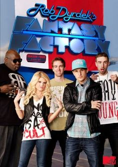 """Rob Dyrdek's Fantasy Factory""   Loveeeeee this show...soo hilarious!"