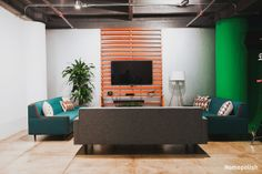 Collab - The company bottling YouTube success gets a new office @Homepolish LA