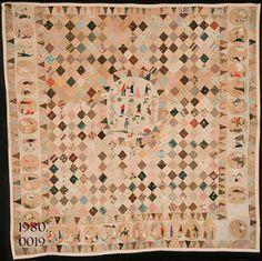 Quilt 1812: War & Piecing: May 2012