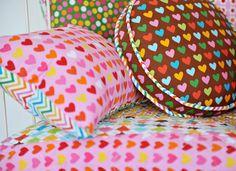 More Ann Kelle pillows