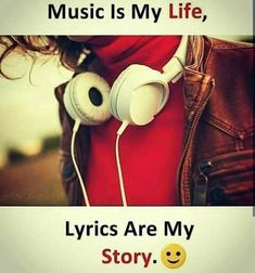 The music I listen to is metal and screamo. And most of those lyrics are sad or angry. Crazy Girl Quotes, Real Life Quotes, Bff Quotes, True Love Quotes, Reality Quotes, Music Quotes, Cute Quotes, Funny Quotes, Girly Attitude Quotes