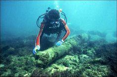 LOCATIONS: Scuba, Spanish Galleon Urca de Lima, Ft Pierce