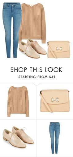 """""""bvgjh"""" by v-askerova on Polyvore featuring мода, Uniqlo, Ted Baker и Hobbs"""