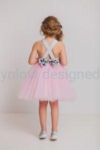 Sukienka balowa plecy X