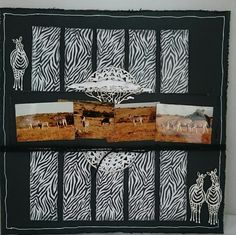 kerrie gurney : Couture Creations Wild & Free CHA Samples Africa, Travel, Scrapbooking