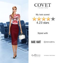✨Covet Fashion   Event/Theme: Creative Interview✨