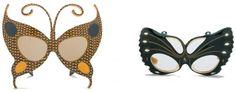 Lunettes papillon