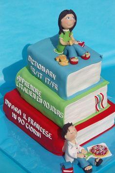 torta bibliotecaria - Buscar con Google