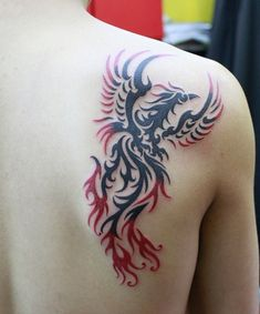 2017 trend Tattoo Trends - 100 Stunning Phoenix Tattoo Designs and Meanings