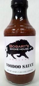 Bogart's Smokehouse BBQ Sauces:    VooDoo, Sweet Maegan Ann, Pineapple Express http://www.itsastlouisthing.com/servlet/the-284/Bogart%27s-Smokehouse-BBQ-Sauce/Detail