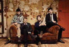 """Mumford & Sons mit neuem Album """"Wilder Mind"""""""