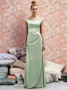 Lela Rose LR177 #green #bridesmaid #dress
