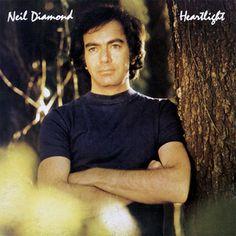 Neil Diamond Heartlight - vinyl LP