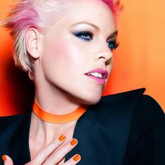 CeleBeauty Watch: COVERGIRL® Gets Ready to Rock with P!nk via @blingingbeauty