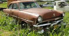 Ford fixer-upper